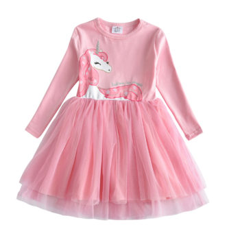 Unicorn Dress for Kids