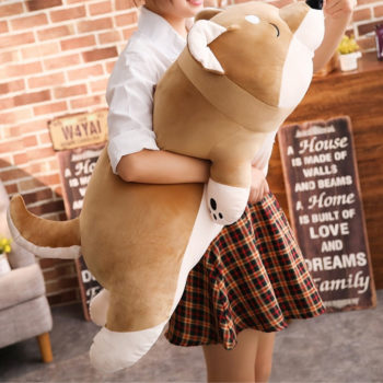 Corgi Plush Pillow 40-100cm