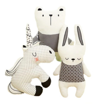 Nordic Style Animals Plush