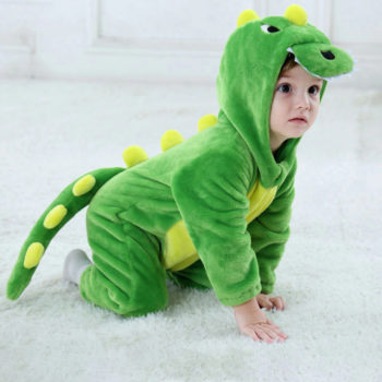 Dinosaur Onesie for Kids