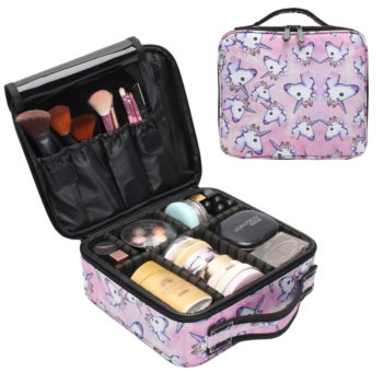 Assorted Designs Multifunctional Makeup Bag
