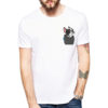 Dog in a Pocket T-Shirt