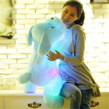 50cm LED Luminous Dog Plush