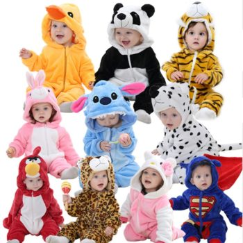 Animal Onesie for Babies