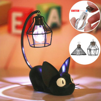 Small Cat Night Lamp