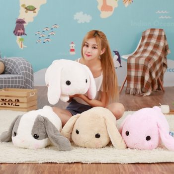 Bunny with Big Ears Plush